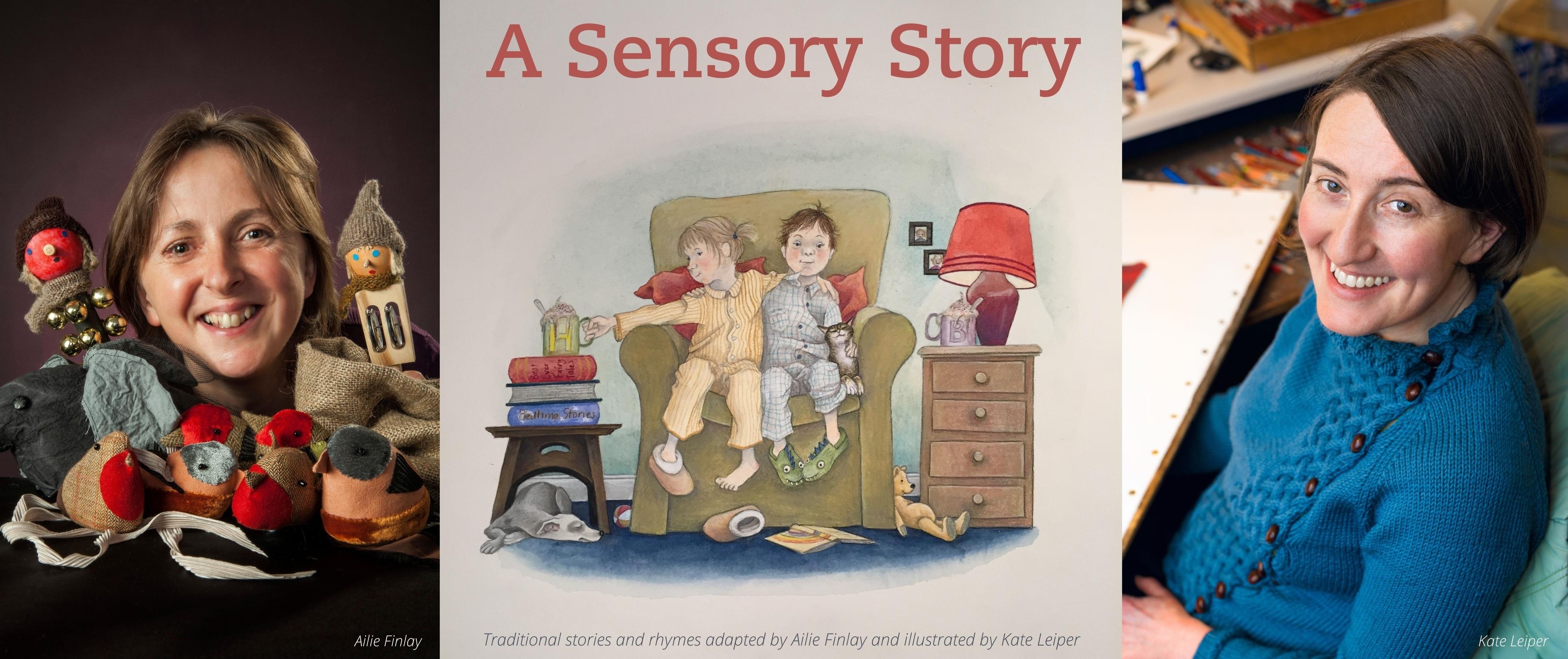 Sensory Story Banner
