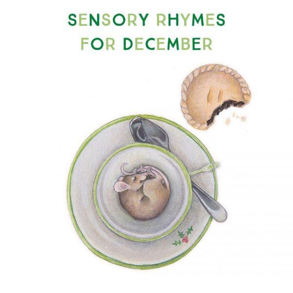 Sensory Rhymes For December