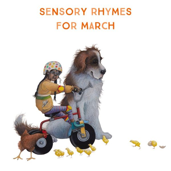 Sensory Rhymes For March