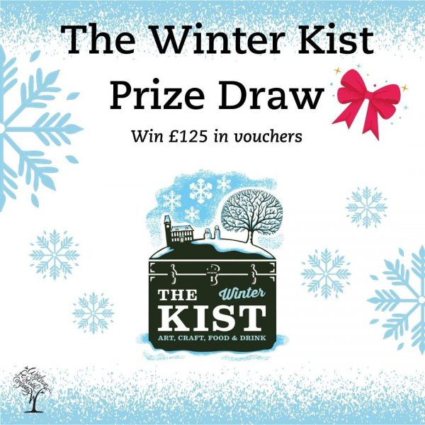 Website Winter Kist Prize Draw Graphic