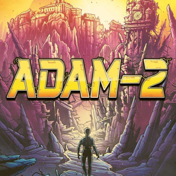 Adam 2 Book Cover