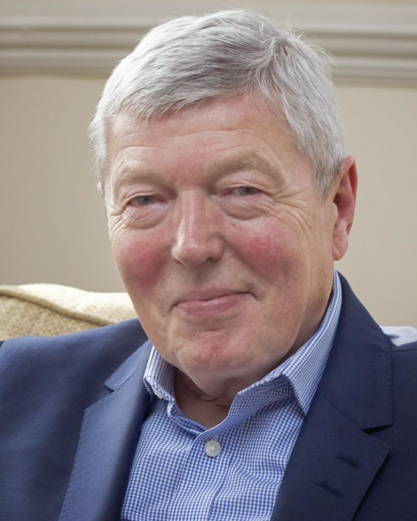 Alan Johnson © Nell Dunn Current
