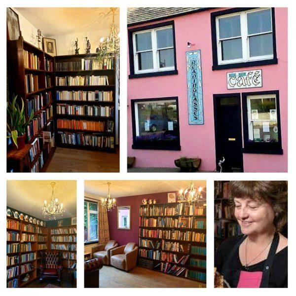 Readinglasses Bookshop Cafe